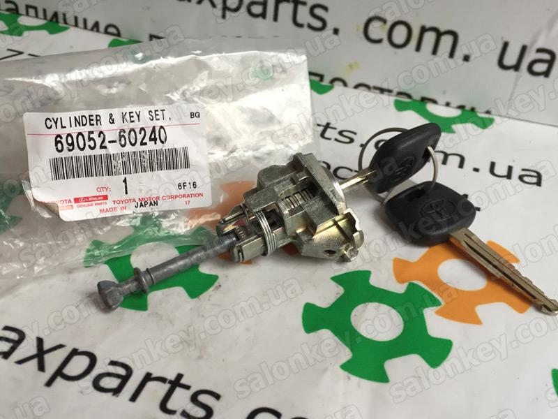 6905260240 Замок и ключи Toyota
